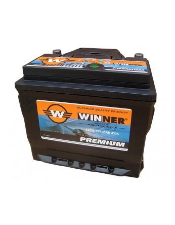 Μπαταρία αυτοκινήτου Winner Premium 54536 - 12V 45Ah - 430CCA(EN) εκκίνησης