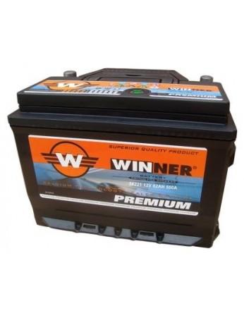 Μπαταρία αυτοκινήτου Winner Premium 56221 - 12V 62Ah - 535CCA(EN) εκκίνησης