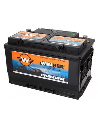 Μπαταρία αυτοκινήτου Winner Premium 57539 - 12V 75Ah - 700CCA(EN) εκκίνησης
