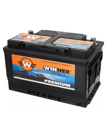 Μπαταρία αυτοκινήτου Winner Premium 59043 - 12V 90Ah - 800CCA(EN) εκκίνησης