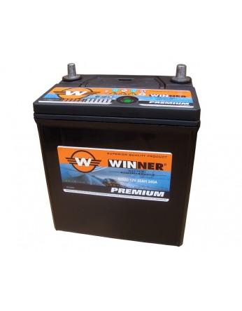Μπαταρία αυτοκινήτου Winner Premium 53520 - 12V 35Ah - 330CCA(EN) εκκίνησης