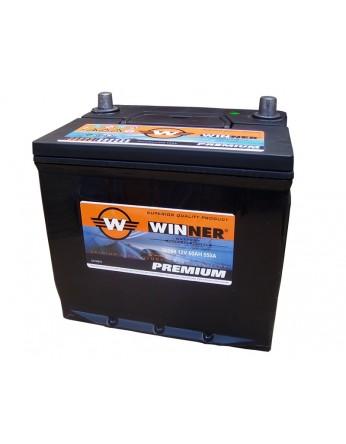 Μπαταρία αυτοκινήτου Winner Premium 56068 - 12V 60Ah - 550CCA(EN) εκκίνησης