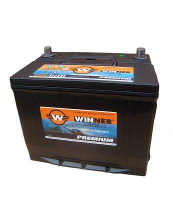 Μπαταρία αυτοκινήτου Winner Premium 57024 - 12V 70Ah - 630CCA(EN) εκκίνησης