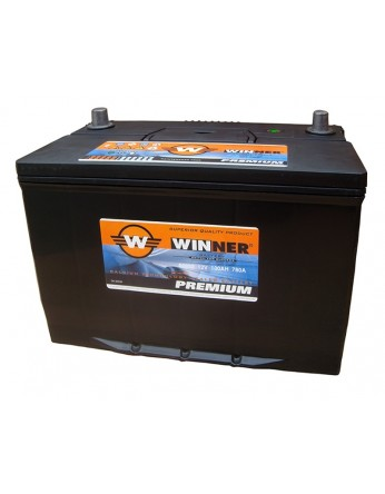 Μπαταρία αυτοκινήτου Winner Premium 60033 - 12V 100Ah - 780CCA(EN) εκκίνησης