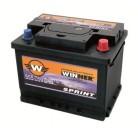 Μπαταρία κλειστού τύπου Winner Sprint 555 059 048 - 12V 55Ah - 480CCA(EN) εκκίνησης