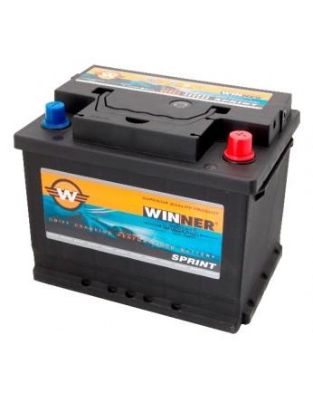 Μπαταρία Winner Sprint 610 040 076 - 12V 110Ah - 760CCA(EN) εκκίνησης