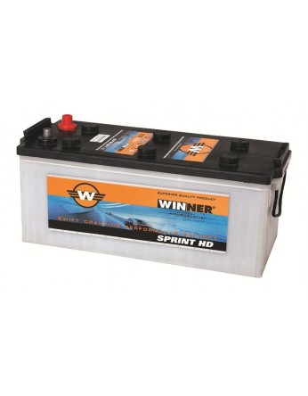 Μπαταρία ανοιχτού τύπου Winner Sprint HD 640 020 095- 12V 140Ah - 950CCA(EN) εκκίνησης