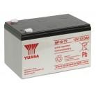 Μπαταρία YUASA NP12-12 VRLA - AGM τεχνολογίας - 12V 12Ah