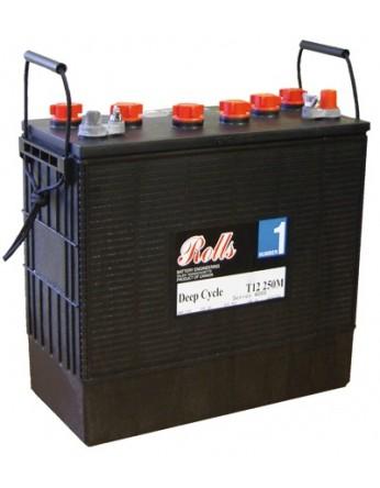 Μπαταρία Rolls Series 4000 βαθιάς εκφόρτισης T12 250 - 12V 200Ah (C20)