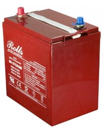 Μπαταρία Rolls Series AGM βαθιάς εκφόρτισης S6-275AGM - 6V 250Ah (C20)