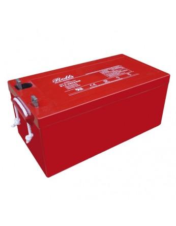 Μπαταρία Rolls Series AGM βαθιάς εκφόρτισης S12-290AGM - 12V 260Ah (C20)