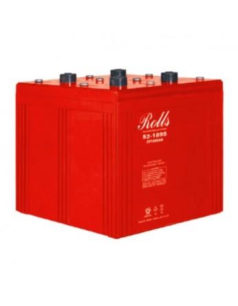 Μπαταρία Rolls Series AGM βαθιάς εκφόρτισης S2-1895AGM - 2V 1200Ah (C20)