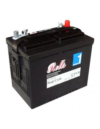 Μπαταρία Rolls FS Series βαθιάς εκφόρτισης 12-FS-85 - 12V 85Ah(C20)