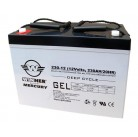 Μπαταρία Winner Mercury VRLA - GEL τεχνολογίας υψηλής απόδοσης - 12V 230Ah