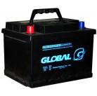 Μπαταρία αυτοκινήτου ευρωπαϊκού τύπου GLOBAL SMF 55565 - 12V 55Ah - 440CCA(EN) εκκίνησης