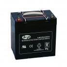 Μπαταρία B&P DJM 12-55(T6) VRLA - AGM τεχνολογίας - 12V 55Ah