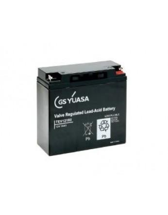 Μπαταρία YUASA TEV 12180 VRLA - AGM τεχνολογίας - 12V 18Ah
