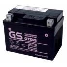 Μπαταρία μοτοσυκλετών GS AGM (factory activated) GTZ5S INDO - 12V 3.5Ah (10HR) - 65 CCA(EN) εκκίνησης