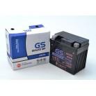 Μπαταρία μοτοσυκλετών GS AGM (factory activated) GTZ7S- 12V 6Ah (10HR) - 130 CCA(EN) εκκίνησης