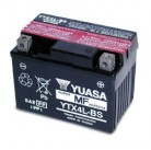 Μπαταρία μοτοσυκλετών YUASA TAIWAN Maintenance Free YTX4L-BS - 12V 3 (10HR)Ah - 50 CCA(EN) εκκίνησης