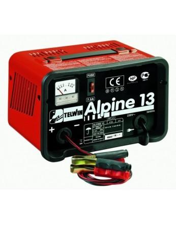 Φορτιστής μπαταριών Telwin ALPINE 13 - 12V P.N. 807542