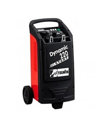 Φορτιστής - Εκκινητής Telwin DYNAMIC 220 START P.N. 829380