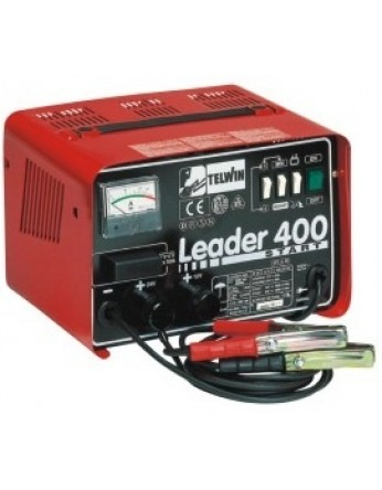 Φορτιστής - Εκκινητής Telwin LEADER 400 START P.N. 807551