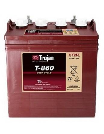 Μπαταρία Trojan Deep - Cycle Flooded βαθιάς εκφόρτισης T-860 - 8V 150Ah (C20)