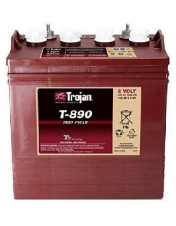 Μπαταρία Trojan Deep - Cycle Flooded βαθιάς εκφόρτισης T-890- 8V 190Ah (C20)