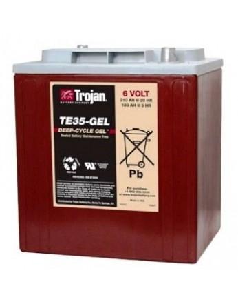 Μπαταρία Trojan Deep - Cycle GEL βαθιάς εκφόρτισης TE35 - GEL -6V 220Ah (C20)