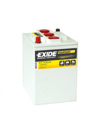 Μπαταρία Exide Equipment ET700-6 - 6V 195Ah