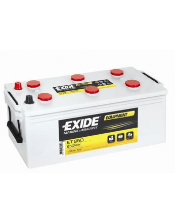 Μπαταρία Exide Equipment ET950 - 12V 135Ah