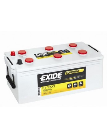 Μπαταρία Exide Equipment ET1300 - 12V 180Ah