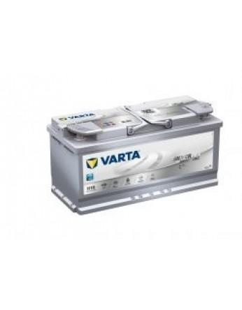 Μπαταρία αυτοκινήτου Varta Start Stop AGM H15 - 12V 105 Ah - 950CCA A(EN) εκκίνησης