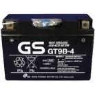 Μπαταρία μοτοσυκλετών GS AGM (factory activated) GT9B-4 - 12V 8Ah (10HR) - 115 CCA(EN) εκκίνησης