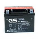 Μπαταρία μοτοσυκλετών GS Maintenance Free GTX4L-BS - 12V 3Ah (10HR) - 50 CCA(EN) εκκίνησης