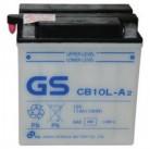 Μπαταρία μοτοσυκλετών ανοιχτού τύπου GS CB10L-A2 - 12V 11 (10HR)