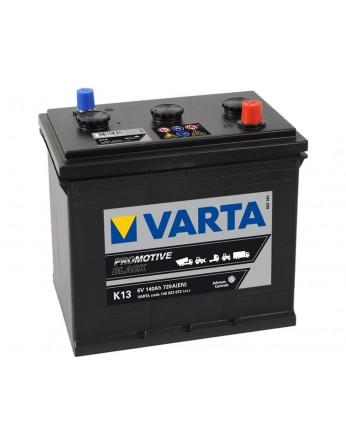 Μπαταρία Varta Promotive Black K13 - 6V 140 Ah - 720CCA A(EN) εκκίνησης