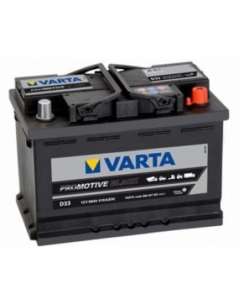 Μπαταρία Varta Promotive Black D33 - 12V 66 Ah - 510CCA A(EN) εκκίνησης