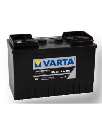 Μπαταρία Varta Promotive Black G2 - 12V 90 Ah - 540CCA A(EN) εκκίνησης