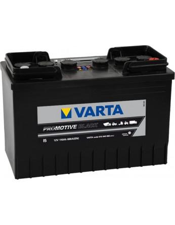 Μπαταρία Varta Promotive Black I5 - 12V 110 Ah - 680CCA A(EN) εκκίνησης