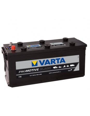 Μπαταρία Varta Promotive Black I16 - 12V 120 Ah - 760CCA A(EN) εκκίνησης