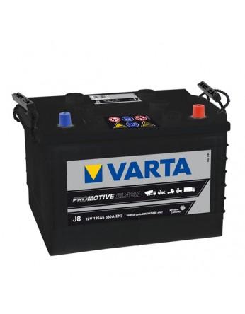 Μπαταρία Varta Promotive Black J8 - 12V 135 Ah - 680CCA A(EN) εκκίνησης