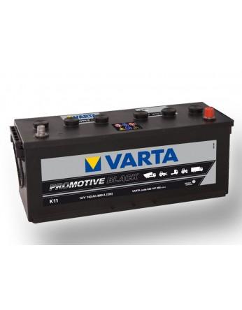 Μπαταρία Varta Promotive Black K11 - 12V 143 Ah - 900CCA A(EN) εκκίνησης