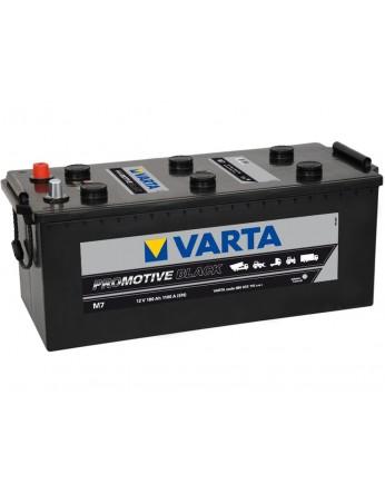 Μπαταρία Varta Promotive Black M7 - 12V 180 Ah - 1100CCA A(EN) εκκίνησης