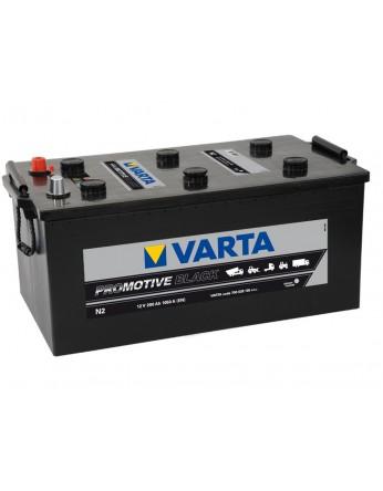 Μπαταρία Varta Promotive Black N2 - 12V 200 Ah - 1050CCA A(EN) εκκίνησης