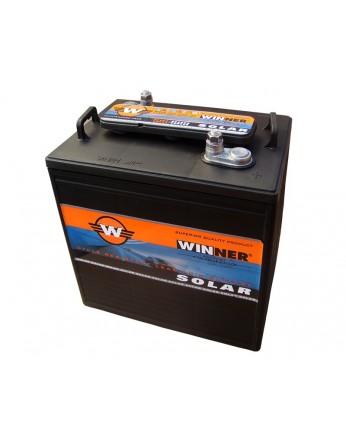 Μπαταρία βαθιάς εκφόρτισης Winner Solar W6-215A - 6V 260Ah (C20)