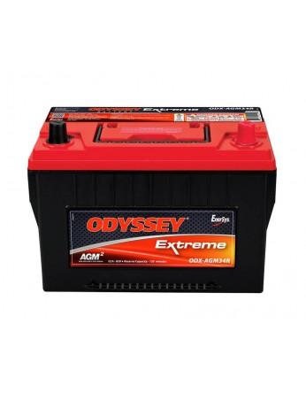 Μπαταρία Odyssey ODX-AGM34R ( 34R-PC1500 ) - 12V 68Ah - 850CCA