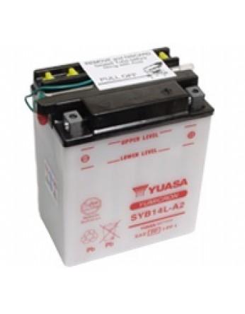 Μπαταρία μοτοσυκλετών YUASA Yumicron SYB14L-A2 - 12V 14 (10HR) - 190 CCA (EN) εκκίνησης