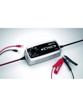Φορτιστής - Συντηρητής CTEK MXS 7.0 (12V - 7A -10W)